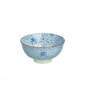 Set of 2 bowls Saigon blue