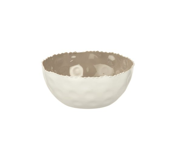 Bowl Favourite white 13×5 cm