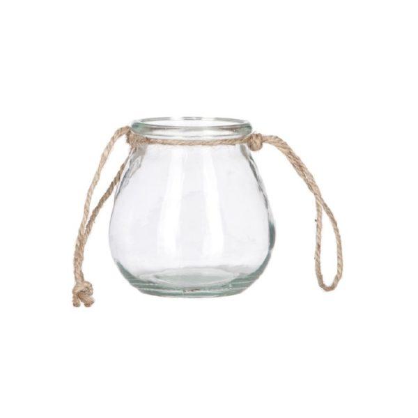 Tea light holder rope