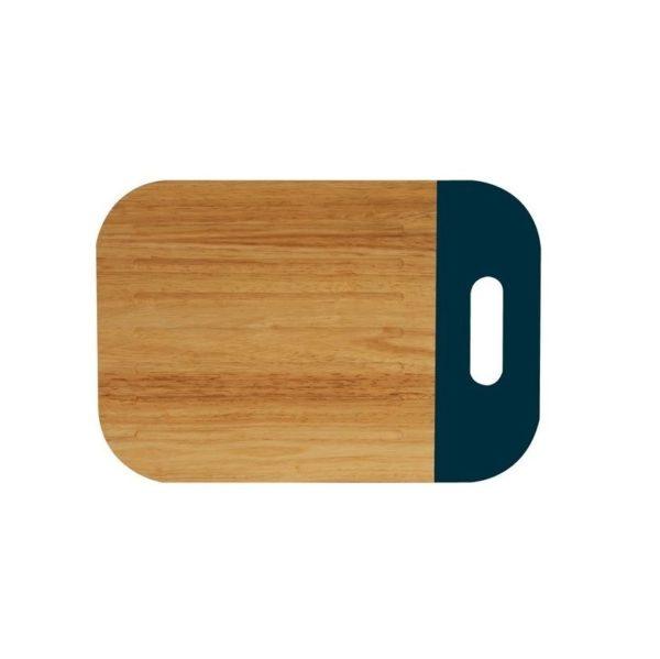 Cutting board blue 28×22 cm