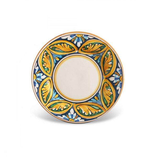 Dessert plates Caltagirone – Alicudi