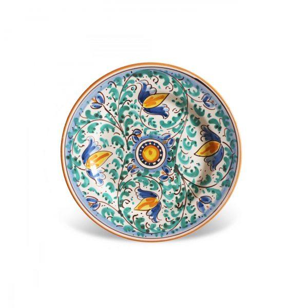 Dessert plates Caltagirone – Salina