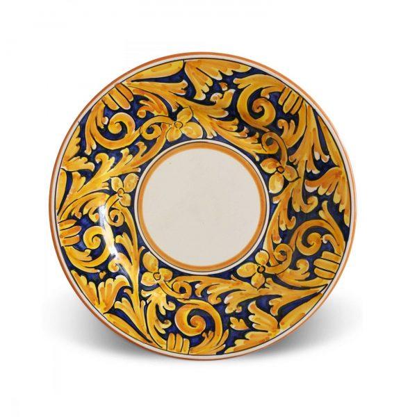 Flat plates Caltagirone – Agrigento