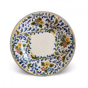 Flat plates Caltagirone – Erice