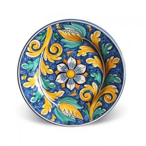 Flat plates Caltagirone – Mondello