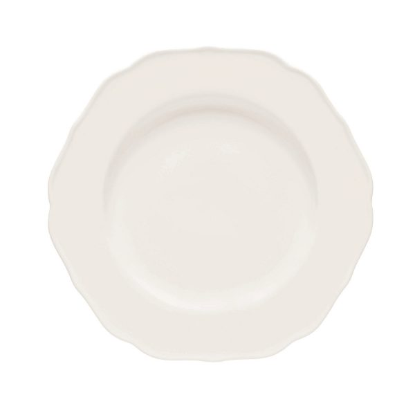 Flat plate glamour white