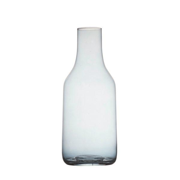 Bottle or vase blue
