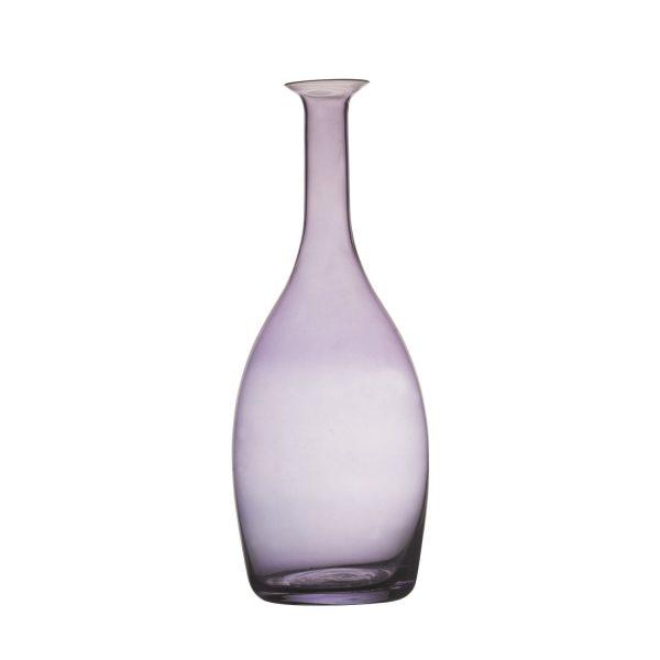 Bottle or vase violet
