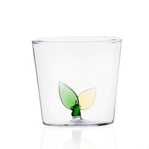 Greenwood tumbler leaves