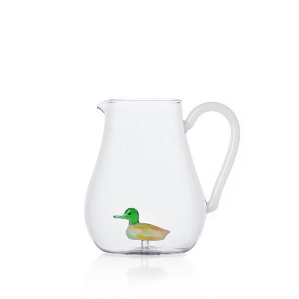 Animal farm jug duck