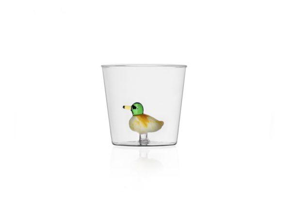 Animal farm tumbler duck