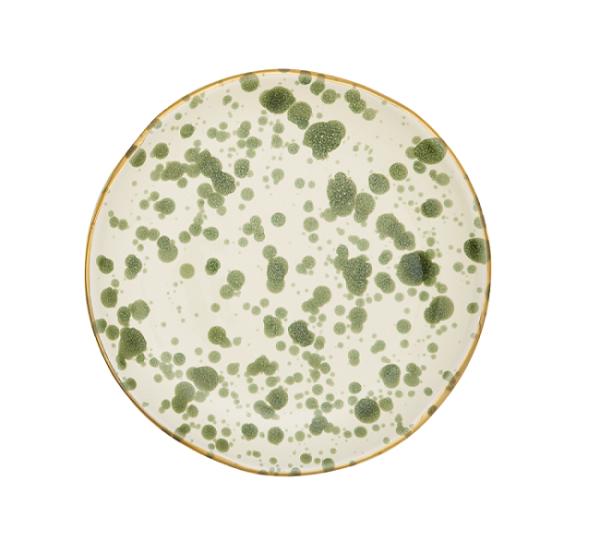 Dessert Plate green Fasano