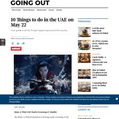 Gulf News - 05.21.2019