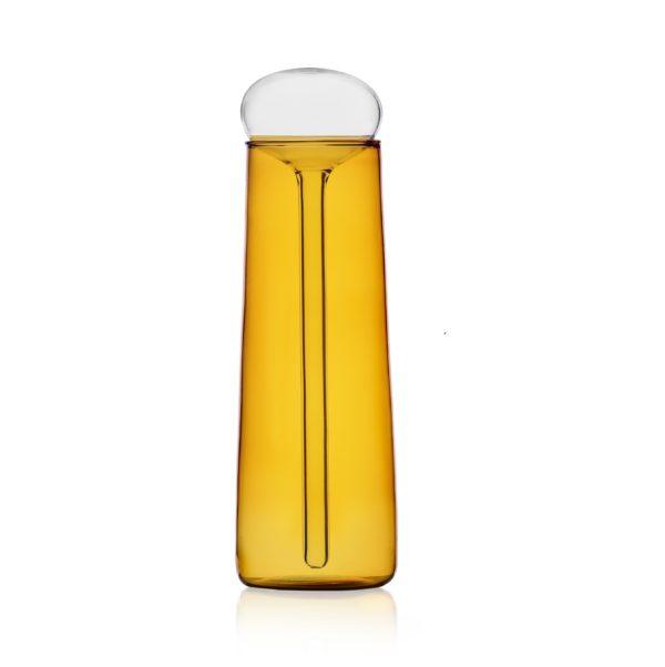 Quanto Basta vinegar cruet amber