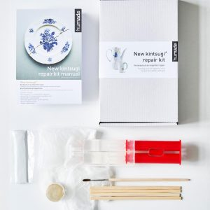 New Kintsugi repair kit silver