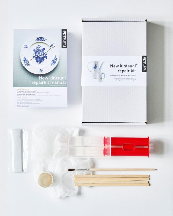 New Kintsugi repair kit silver