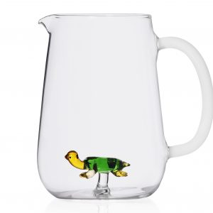 Animal farm jug green turtle