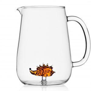 Animal farm jug hedgehog